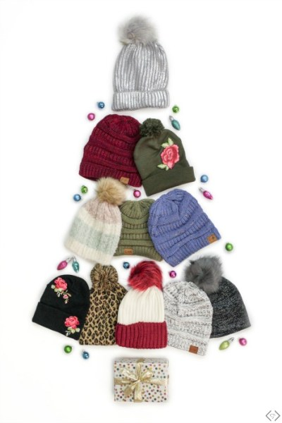 2 Gloves or Beanies $18