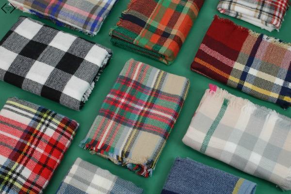 $12.95 Blanket Scarves, Buy 2 Get 1 Free
