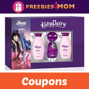 Coupons: Save on Fragrance Gift Sets