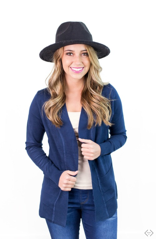 50% off Cardigans (2 Styles to Choose From)