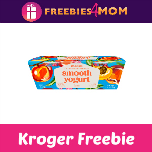 Free Chobani Smooth Yogurt at Kroger