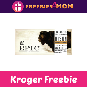 Free EPIC Bar at Kroger