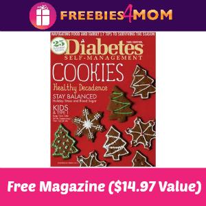 Magazine freebies november 2018