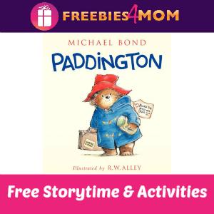 Paddington Storytime at Barnes & Noble