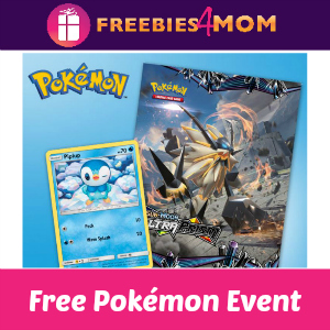 Free Pokémon Trade & Collect Event at Toys R Us