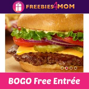 BOGO Free Entrée at Smashburger