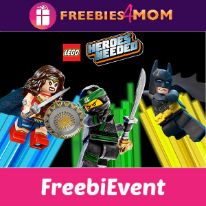 Free Lego Build & Play Event at Toys R Us