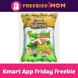 Free Good Natured Veg-ables at Kmart