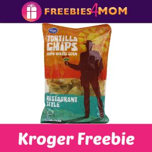 Free Tortilla Chips at Kroger