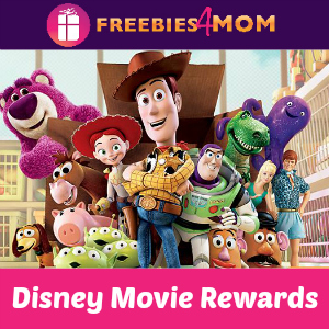 5 Disney Movie Rewards