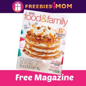 KRAFT FOOD AND FAMILY MAGAZINE
