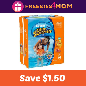 Coupon: Save $1.50 any Huggies Little Swimmers