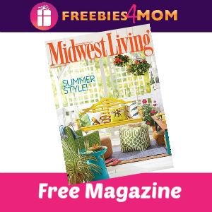 *Expired* Free Midwest Living Magazine