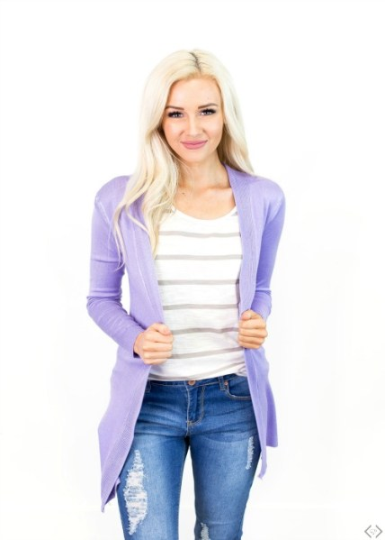 $17.95 Spring Annabelle Cardigans