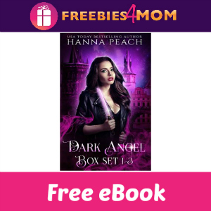 Free eBook: Dark Angel Boxed Set ($3.99 value)