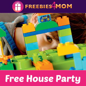 Free House Party: LEGO Duplo