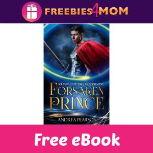 Free eBook: Forsaken Prince ($2.99 Value)
