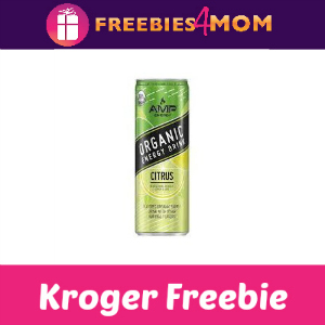 Free AMP Organic at Kroger