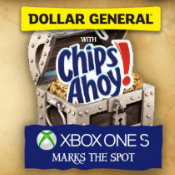 Dollar General Chips Ahoy Xbox Promotion