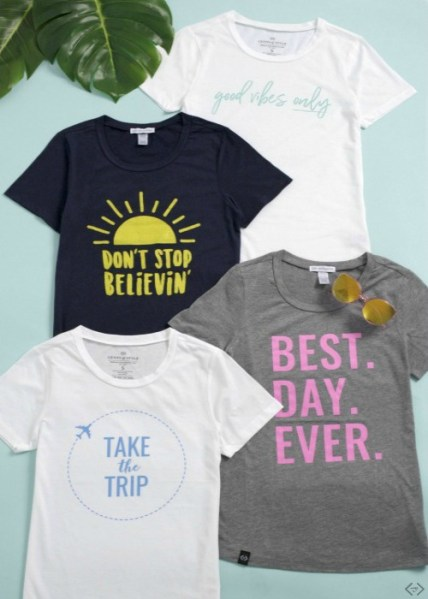 $16.95 Graphic Tees