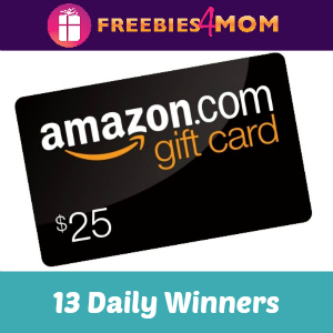 Sweeps Coca-Cola $25 Amazon Gift Card