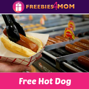 Free Hot Dog at Love's Travel Stop