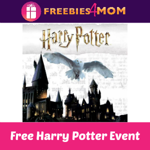 Harry Potter 20th Anniversary Event at Target