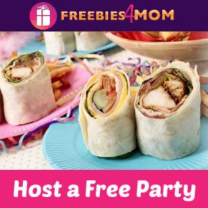 Free Kikkoman Kids' Cooking Grilling Party