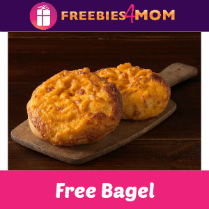 Sign Up TODAY For Free Einstein Bagel