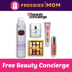 Free Target Beauty Concierge Sept. 1