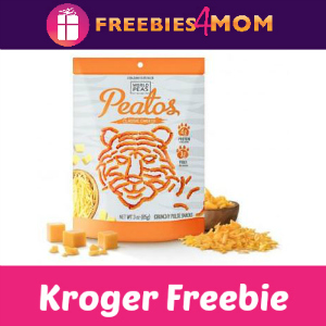 Free Peatos Snacks at Kroger