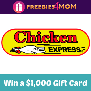 Sweeps Chicken Express (open to AR, LA, OK, TX)