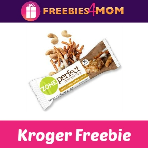 Free ZonePerfect Bar at Kroger