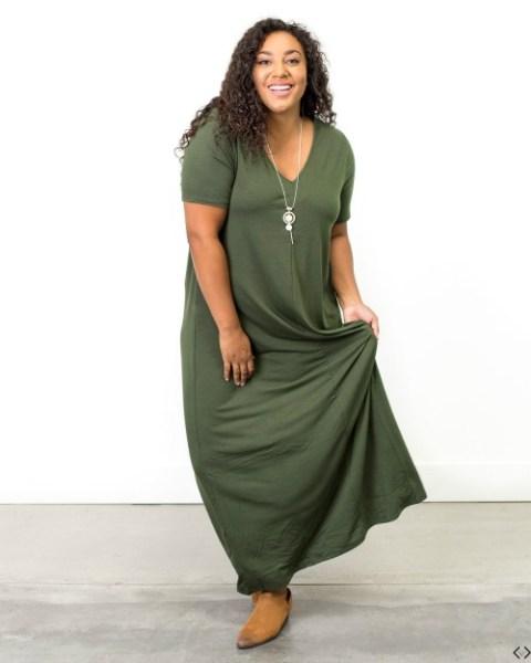 $19.95 Maxi Dress ($39.95 Value)