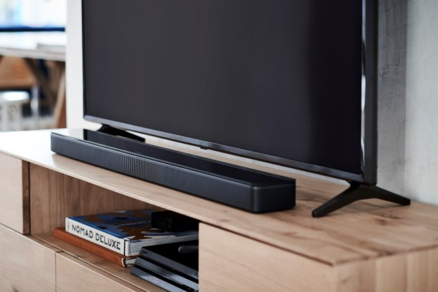 Bose® Smart Home Speakers with Bass Module and Surround Sound Speaker