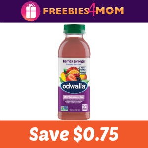Coupon: Save $0.75 on Odwalla