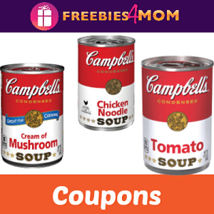 Save on Campbell's Condensed Soups