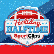 Sport Clips Holiday Halftime