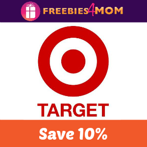 Target 10% Military Discount Nov. 4-12