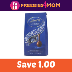 Coupon: Save $1.00 off Lindt LINDOR Truffles