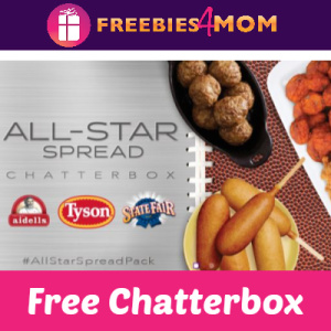 Free All-Star Spread Chatterbox