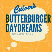 Culver's Butterburger Daydreams