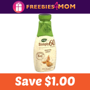 Save $1.00 on Marzetti Simply 60 Salad Dressing