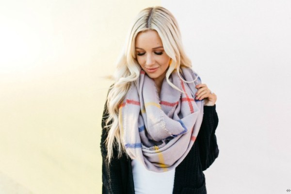 45% off Sweaters + Free Blanket Scarf