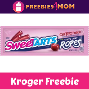 Free SweeTARTS Rope Candy at Kroger