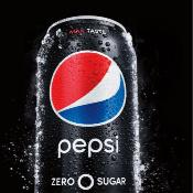 Pepsi Zero Sugar Pay Zero