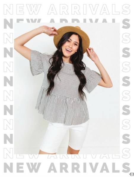 $20 off $50 New Arrivals at Cents of Style