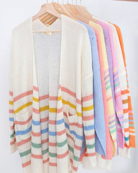 Spring Sweaters & Cardigans 2 for $30