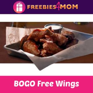 Buffalo Wild Wings BOGO Free on Tuesdays
