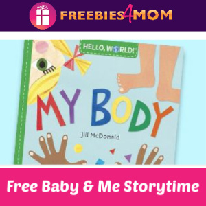 Free Baby & Me Storytime & Starbucks